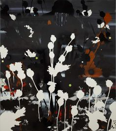 Neil Haddon: Analgesic fields, NW Tasmania :: Wynne Prize 2011 :: Art Gallery NSW