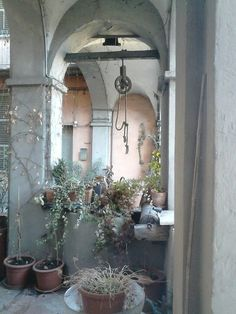 Interno cortile....,Moncalieri Torino