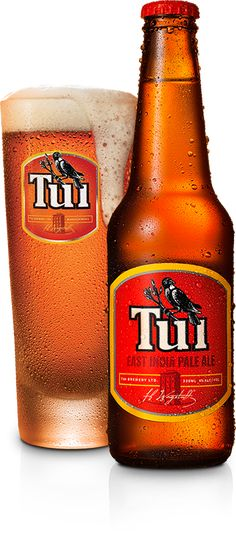 NZ Beer Tui
