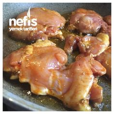 Yumuşacık Tavuk Pirzola (Özel Sosuyla)