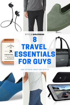 Discover 8 guys  travel essentials at stylegirlfriend.com  52cff31641b34