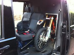 VW T5 Transporter lwb moto setup - Moto-Related - Motocross Forums / Message Boards - Vital MX