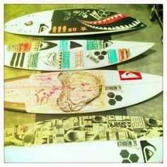 shark week boards.  future-seas rules.
