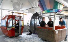 10 espaces de travail les plus cool du monde !   Actualités SeLoger