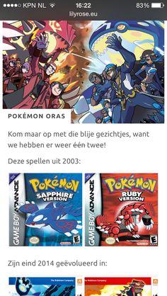 Pokémon never gets old!  Het is de makers weer gelukt om een meesterwerk te leveren!
