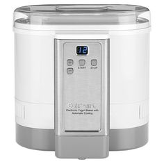 cuisinart cym-100c electronic yogurt maker pdf
