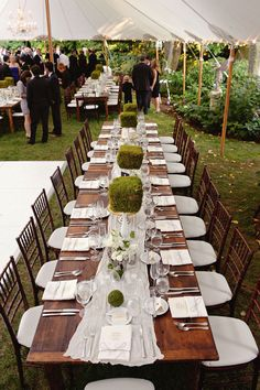 Look up personalized weddings and this right here will be the top result. No doubt about it. A backyard ceremony at the Grooms magnificent family home, special handwritten notes by the Bride and Groom to every guest on each escort card, and Konditor Meister wedding cakes as numbers for each table that received their own…