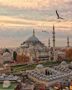 Blue Mosque Istanbul, Istanbul City, Pamukkale, Beautiful Places To Visit, Wonderful Places, Places To Travel, Places To Go, Mosque Architecture, Hagia Sophia