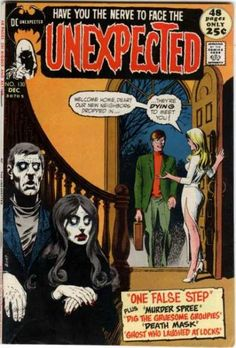 Too bad this isn't a Neal Addams cover!