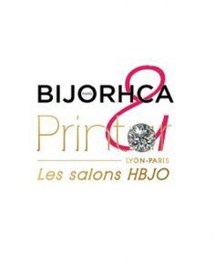 Rapprochement des salons Bijorhca et Print'OR.   #bijorhca #print'or #salon #jewelry