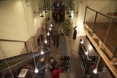 #vino #bodega #perspectiva