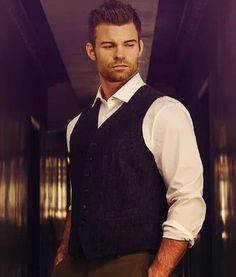 Elijah Fletcher (a character for Cicada Wood Diaries I'm basing off Daniel Gillies's character, Elijah)