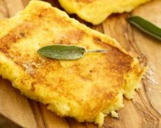 Master this basic polenta recipe and tweak it with different cheeses, seasonings and toppings. How To Cook Polenta, Polenta Recipes, Vegetarian Breakfast, Vegetarian Recipes, Breakfast Recipes, Healthy Recipes, Healthy Food, Grilled Polenta, Ravioli
