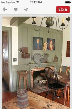 Collections primitive bedroom primitive kitchen primitive decorating primitive display primitive home Primitive Homes, Primitive Fireplace, Primitive Kitchen, Primitive Country, Primitive Bedroom, Primitive Quilts, Fireplace Wall, Colonial Kitchen, Country Kitchen