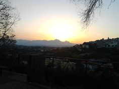 Beautiful Sleeping.....Gran Sasso view from Spoltore.