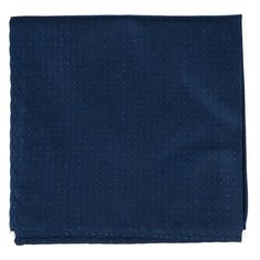 FLICKER POCKET SQUARES - NAVY | Ties, Bow Ties, and Pocket Squares | The Tie Bar