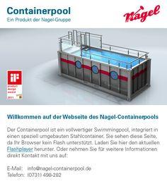 Containerpool - Ein Produkt der Nagel-Gruppe