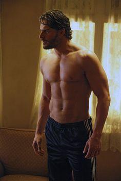 Alcide Herveaux played by Joe Manganiello #TrueBlood