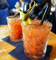 Dignita's Bloody Mary