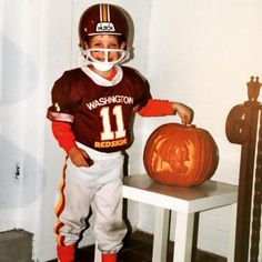 Happy Hail-O-Ween #Redskins fans! #HTTR