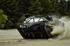 Howe and Howe Ripsaw EV2