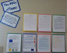 ABC Novel Project.  Students use every letter from the alphabet to show themes, characters, settings, important events, etc. at the end of a novel unit.