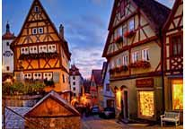 Rothenburg.  Been there, done that, bought the t-shirt, took a picture.  Loved it.