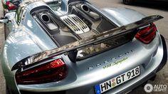 HN GT 918 (Deutschland) – #031/918 | Porsche 918 Spyder Registry
