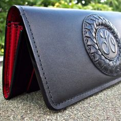 Purse Leather Kozir (046) Material: leather Size: 20*9.5*3 cm (7,8 x 3,7 x 1,1 inch)  #skinaff #Womenswallets #handmade