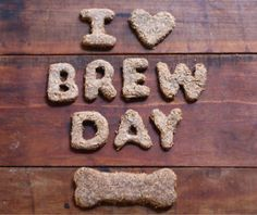 17 Apart: How To: Make Spent Beer Grain Dog Treats Recipe
