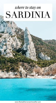Here's where to stay on the beautiful Mediterranean island of Sardinia, a popular beach destination in the summer. Town or beach? Lively or quiet? Apartment or hotel? Luxury or budget? This guide covers the popular areas of the Costa Smeralda, Alghero, Cagliari, Costa Rei and more. #sardinia #italy #italian #sardegna #europe #islands #beach #mediterranean #tmtb European Travel Tips, Travel Tips For Europe, Italy Travel Tips, Top Travel Destinations, Travel Images, Travel Pics, Southern Europe, Visit Italy, Group Travel
