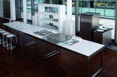 ¿Tienes algun evento showcooking? Cocinas y mesas portatiles  LIVECOOKINTABLE. El nuevo concepto de cocina