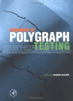 Download free Handbook of Polygraph Testing pdf