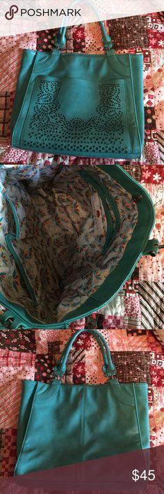 Gently used Big Buddha handbag. Very cute bag!!! No signs of wear.  Like new! Big Buddha Bags Shoulder Bags