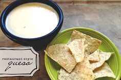 white queso~ recipe for crazy