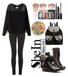 """SheIN"" by yesanastasia666 ❤ liked on Polyvore featuring mode, Rampage, Sheinside et shein"