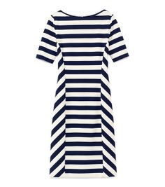Striped dress by Tory Burch, $350