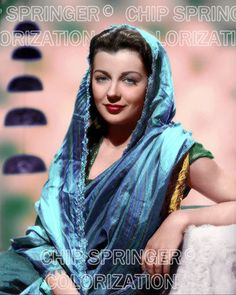 GAIL RUSSELL THE NIGHT HAS A 1000 EYES PINK SET COLOR PHOTO BY CHIP SPRINGER. Featured Ebay Listing. Please visit my Ebay Store, Legends of the Silver Screen, at http://legendsofthesilverscreen.com to see the current listings of your favorite Stars now in glorious color! Thanks for looking and check out my Youtube videos at https://www.youtube.com/channel/UCyX926rA5x4seARq5WC8_0w