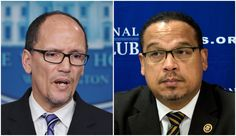 Perez's victory is another slight to the progressive wing of the Democratic Party, which has yet to receive a single concession from Democratic leadership.