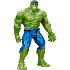Boneco Titan Avengers Hulk - Hasbro