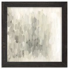 """""""Rain II"""" - Art Print by Amy Hall in beautiful frame options and a variety of sizes.- (bathroom)"""