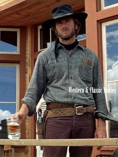 High Plains Drifter. Pelayo Azua · Clint Eastwood 9584249c9f00