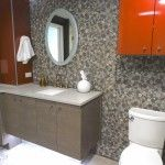 Downtown Condominium Bathroom Remodel.