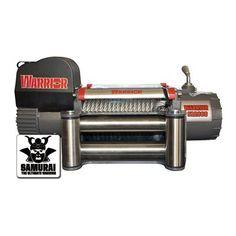 Detail K2 Inc S12000 Samurai 12000-lb Electric Winch