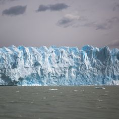 Glaciar Perito Moreno, Argentina.