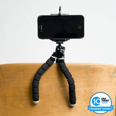 iStabilizer Flex Flexible legs with wrapping capability allow you to secure your smartphone to virtually any surface. Capture incredible images without the shakes typically associated with hand-held photography.  The iStabilizer Flex™ is small and agile enough to travel with you wherever life takes you. Just pop in your smartphone or mobile device and you're ready to go!