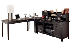 This desk would be the pretty perfect for me. It would give me access to all of my organizational tools while giving me a space that I can put my computer on.