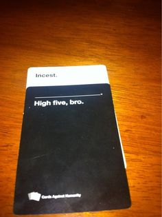 The 21 Worst Cards Against Humanity Cards To Play Around Family Funniest Cards Against Humanity, Horrible People, Play Therapy Techniques, Playing Card Games, Offensive Humor, Family Game Night, Family Games, Speech Therapy Activities, Haha