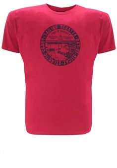 Kitaro T-shirt. Plus Size zomercollectie herenmode Spring Summer 2015 grote maten mannen kleding