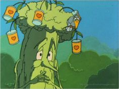 Dr Snuggles sirapsträd